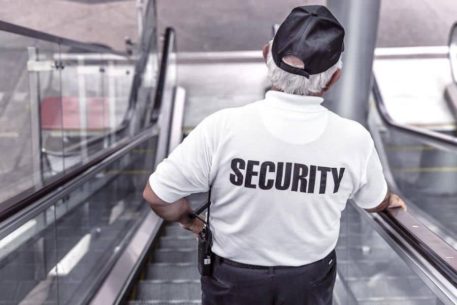 Benefits of Security in the Workplace. Image by Ryan McGuire from Pixabay
