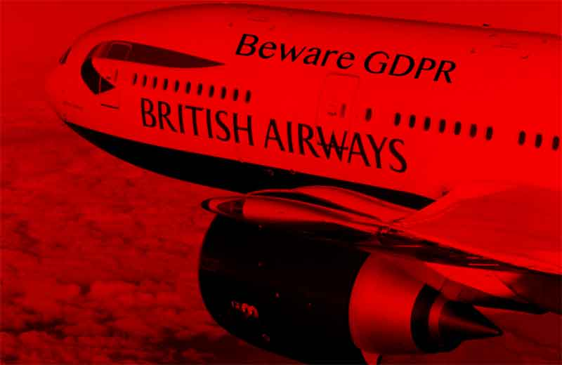 GDPR Law - British Airways