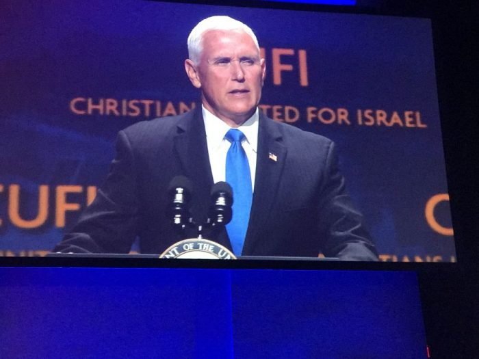CUFI: Modern Knights of Action for Israel 6