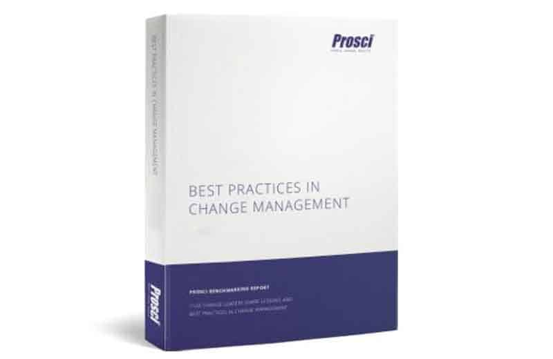 prosci change management study
