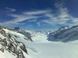 Aletsch Glacier, Image by Christian B. from Pixabay