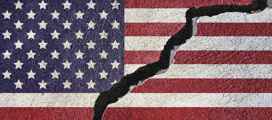 America's Present State of Politics is a Civil War 1