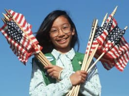 Girl-Scouts - Always Awesome American