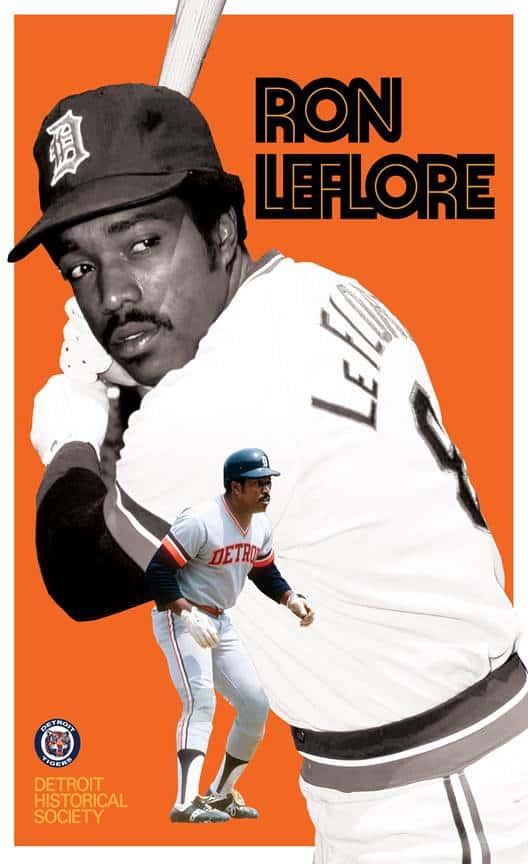 LeFlore Poster Detroit Historical Society