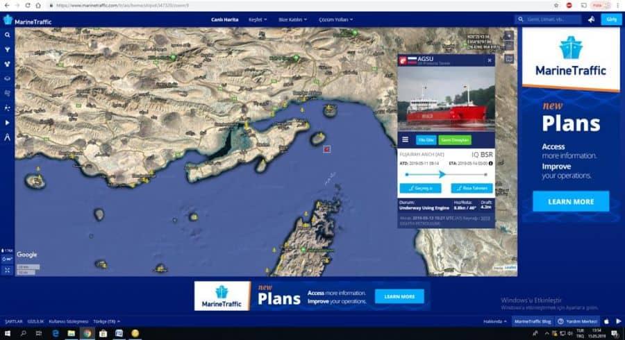 ship movement shipid-347320-20190515