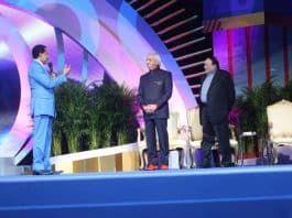 world evangical conference cerullo and benny hin