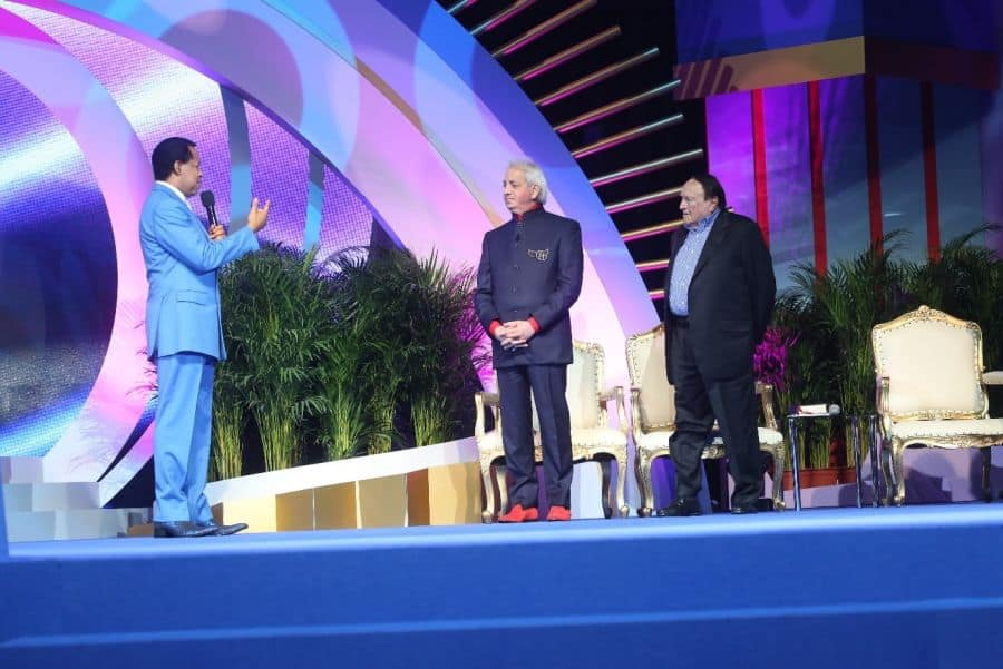 Uniting the World for a Global Awakening in Evangelism - 177 Countries Participate in Pastor Chris Oyakhilome's Conference 3