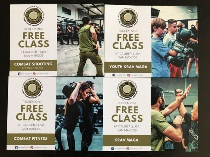 Free Classes posters