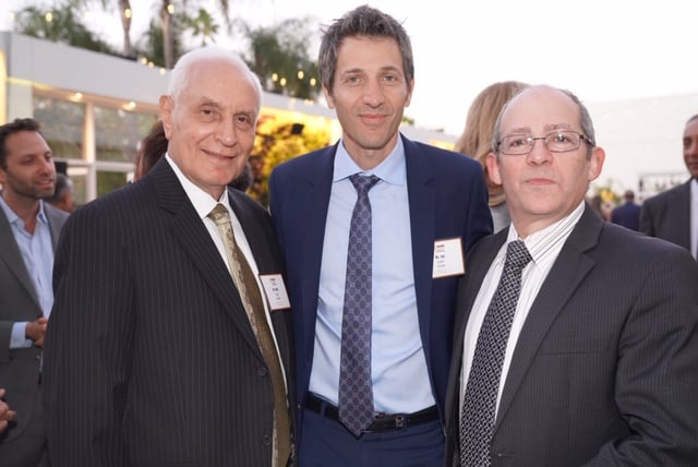 Israel Discount Bank Offers Los Angeles The Best Annual Al Fresco Networking 2