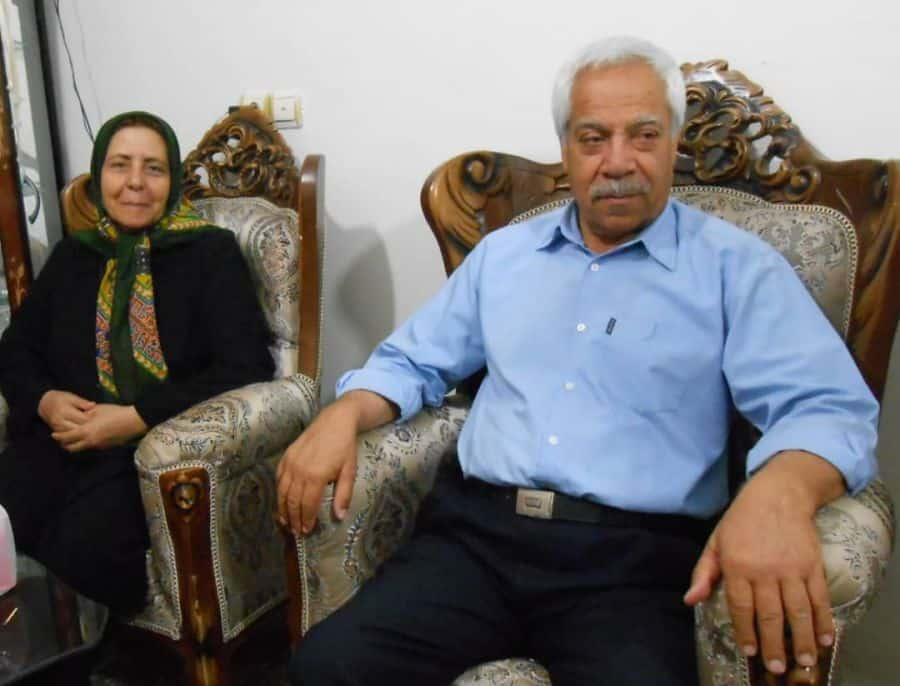 Hashem Khastar, civil rights activist