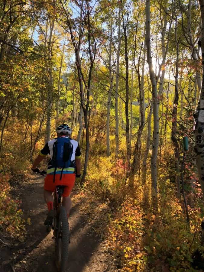 Greg Bishop, Park City Attorney, Shares Retirement Insights Learned on a Mountain Bike 1