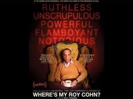 Where's My Roy Cohn