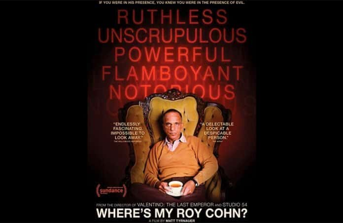 Where's My Roy Cohn