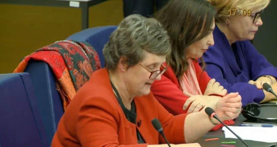 Anthea McIntyre, MEP UK