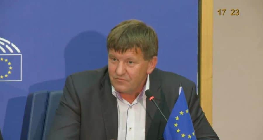 Franc Bogovič, MEP from Slovenia