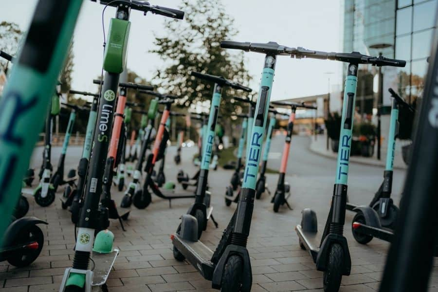 Dwight Merriam Describes the War on Dockless Scooters 1