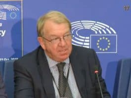 Struan Stevenson, former European lawmaker, and Coordinator of the Campaign for Iran Change (CIC)