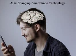 ai changing smartphone technology