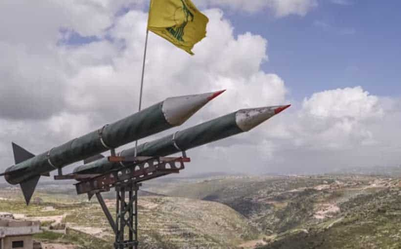 crude iranian rockets