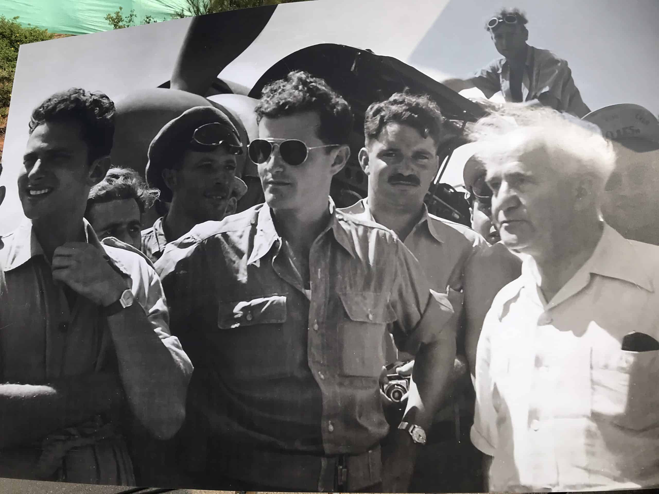Israel's 1948 MACHAL Aviators: Someone Had to Do It 5