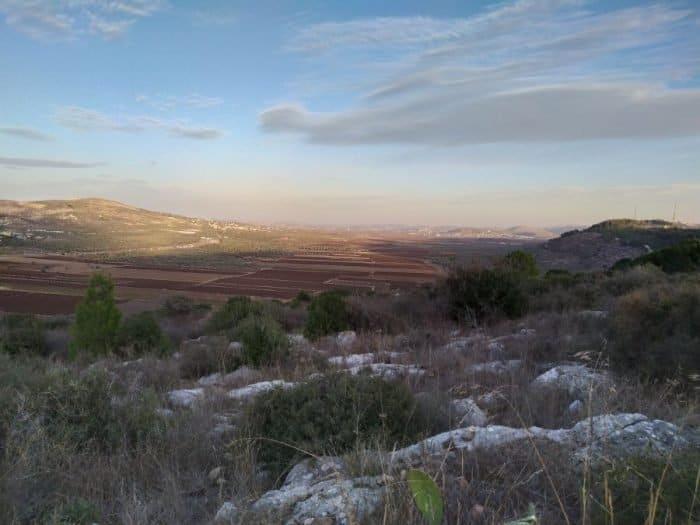 Emek Dothan-Valley - photo Nurit Greenger