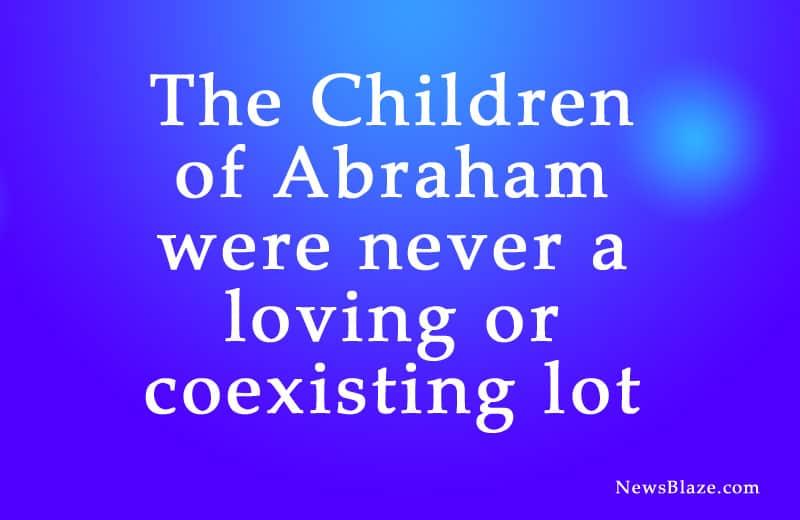 the children of abraham, london stabbings Image by NewsBlaze.com