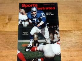 alex karras on sports illustrated cover