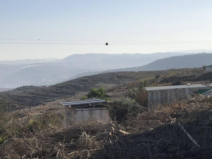 Farming the Shomron Region Summits at Giv'ot Olam 9