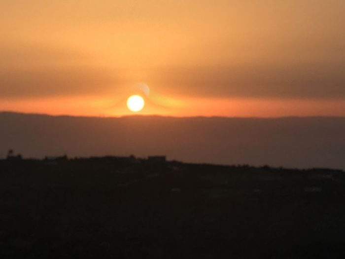 Farming the Shomron Region Summits at Giv'ot Olam 3