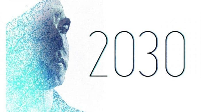 "sci-fi documentary film ""2030"""