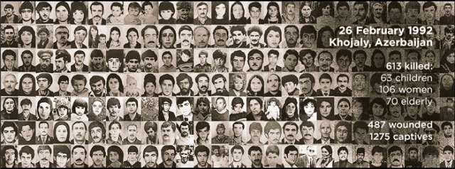 Remembering Khojaly Massacre: Yearning to Forget and Forgive 1