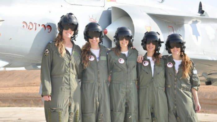 Your Freedom in the Hands of Women in Uniform 1