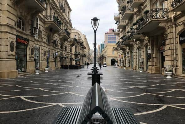 Azerbaijan: Coping With the Invisible Monster COVID-19 1