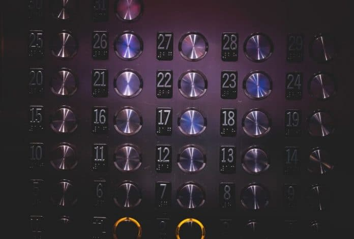 Man killed in Elevator. Image by StockSnap from Pixabay