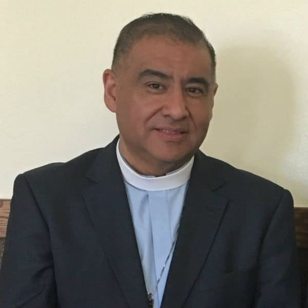 Bishop Juan Carlos Mendez, the founder and president of Churches for Action, a coalition of 2000 churches who mobilize on behalf of the needy and destitute - Photo credit Bishop Mendez