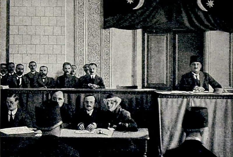 Azerbaijan Democratic Republic first parliament meeting-en.wikipedia.org/