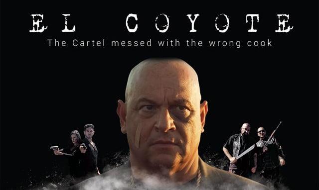 El Coyote Cover. Poster courtesy of Random Media
