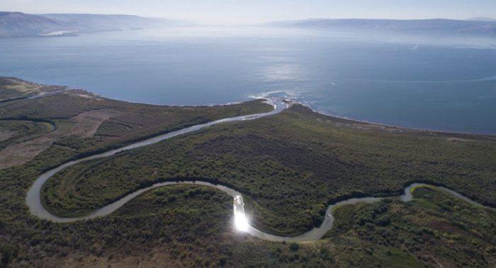 Nature's Charm Lake Kinneret, Jordan Valley North 4
