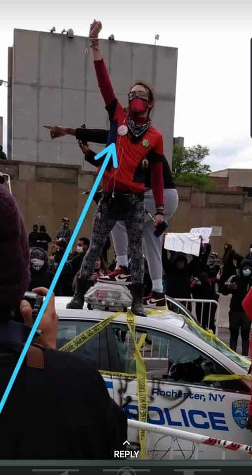 Riots Not Protests In Los Angeles - May 31, 2020 4