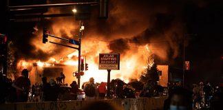 Black lives matter riot, USA May 2020, CC0