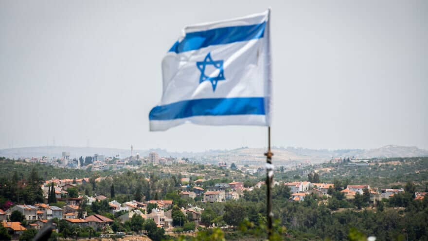 Judea and Samaria under Israel's Sovereignty is a Reality and Vision - Its Time Has Come 1