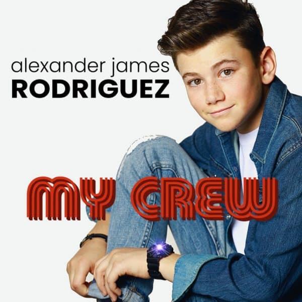 Alexander James Rodriguez Releases My Crew 1