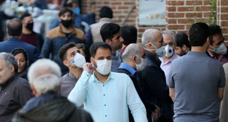Coronavirus pandemic in Iran. Image: NCRI.