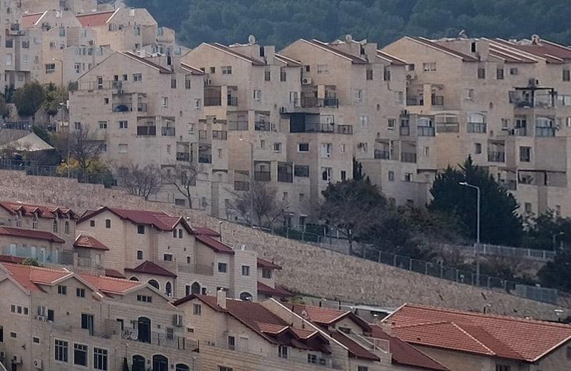 Efrat town in Judea