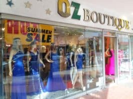 Oz Boutique. Photo by David Pambianchi.