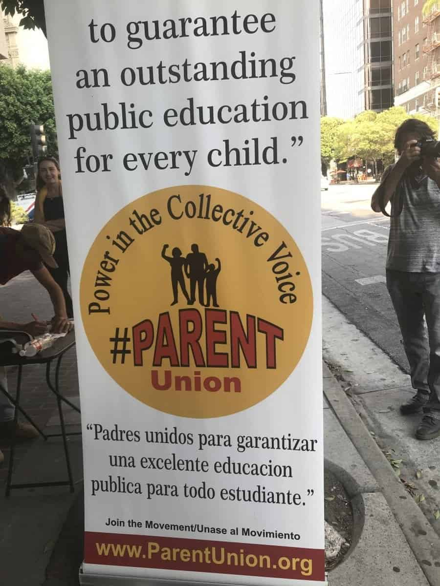 Parent Union Banner