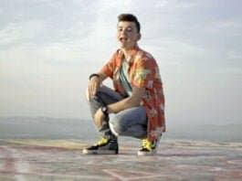 Alexander James Rodriguez still from Your Smile music video