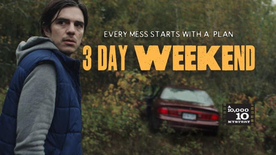 "Wyatt McDill Talks ""3 Day Weekend"" 1"