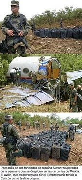 crashed-plane. image by Mexico Press Office