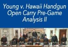 young-v-hawaii-handgun-open-carry-pre-game-analysis-ii